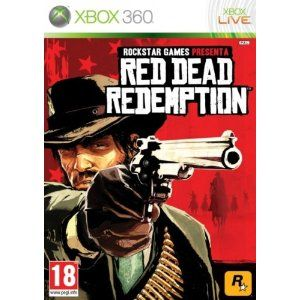 Red Dead Redemption Xbox 360 Microsoft Xbox 360 Instruction Manual Video Games Red Dead Redemption Rockstar Games Video Games Xbox
