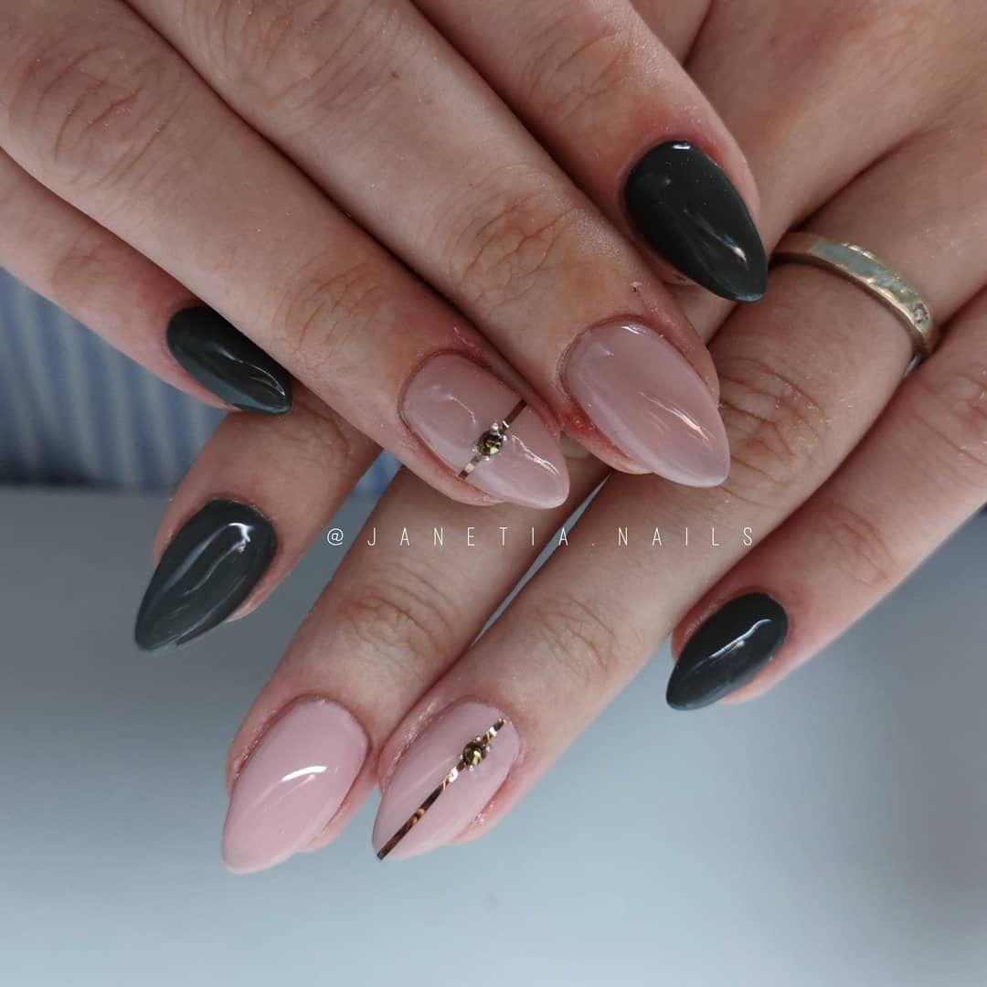 Transition Nail Colors Neutral Nail Mauve Nail Nails Gelish Nails