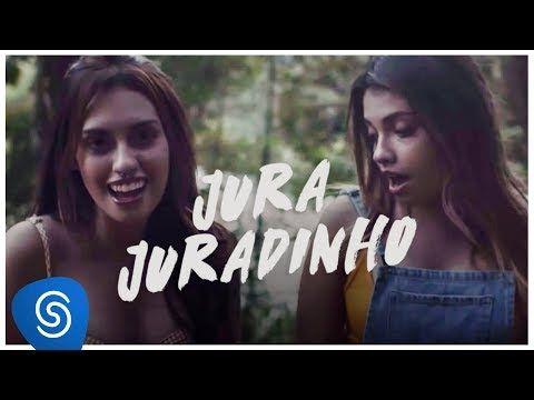 Carol Vitoria Jura Juradinho Clipe Oficial Youtube