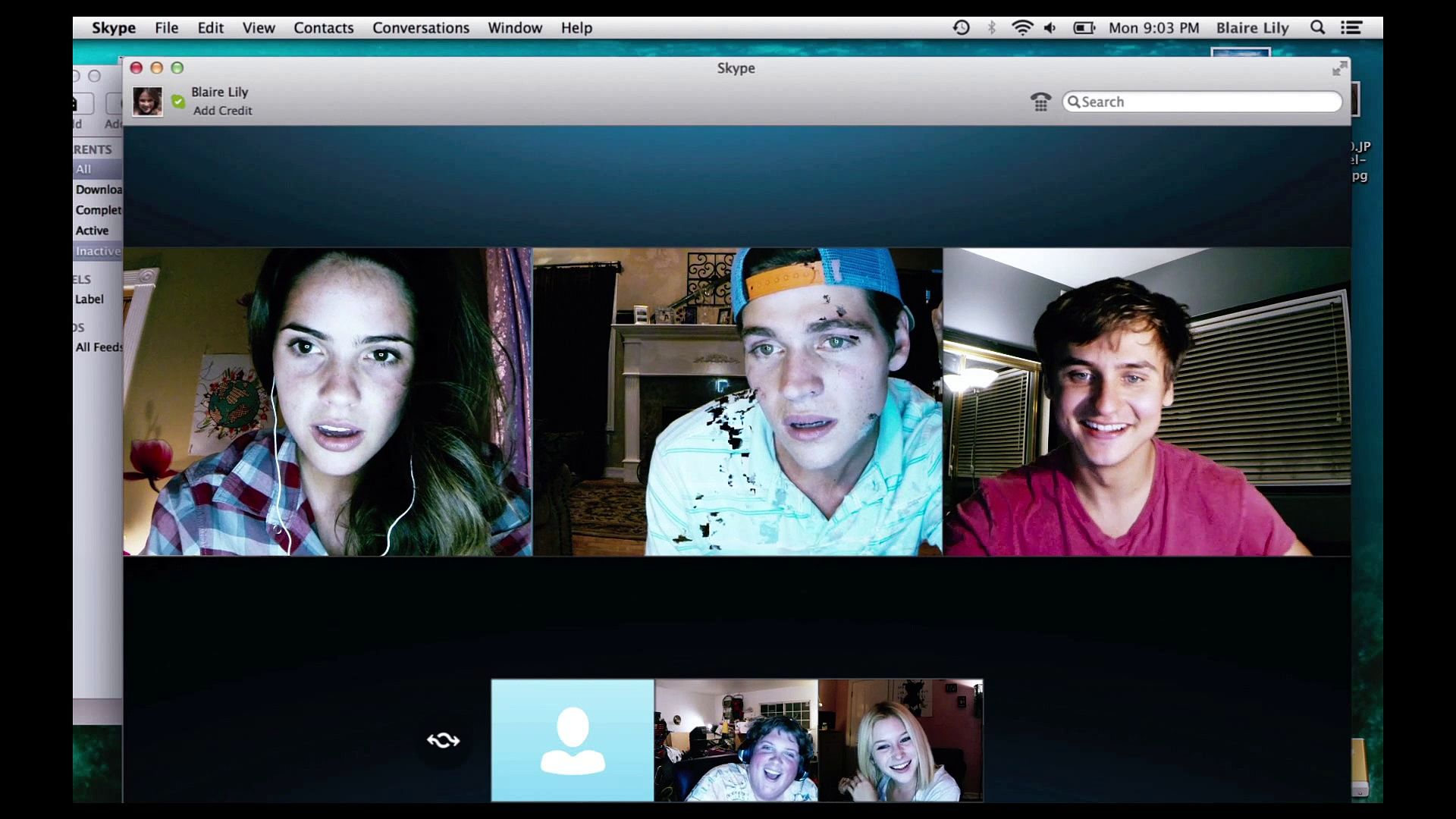 Unfriended Blu Ray Review Horror Films Horror Movies Best Horrors
