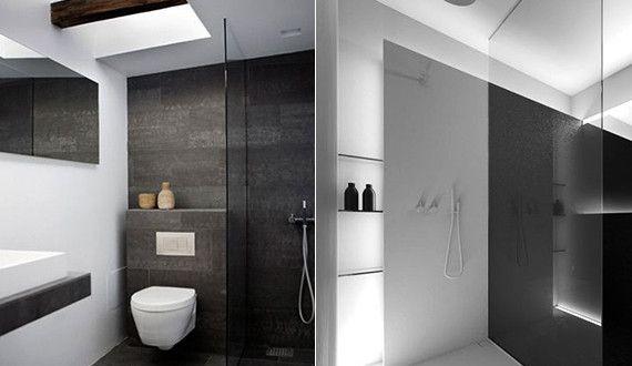 Bad Modern Gestalten Mit Licht_modernes Badezimmer Design In