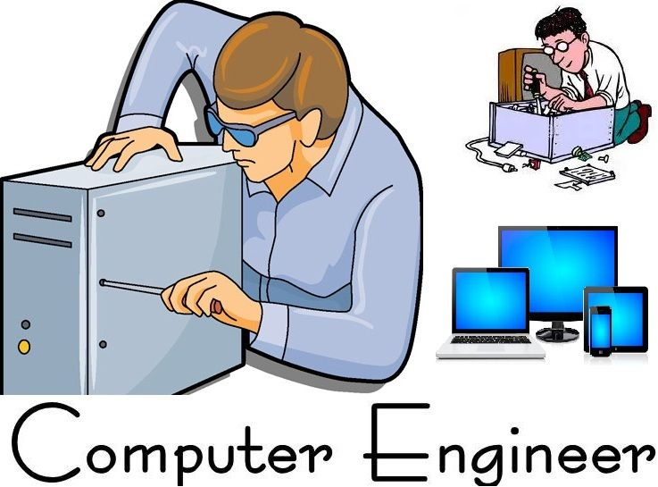 Candidates searching for making career in computer engineering