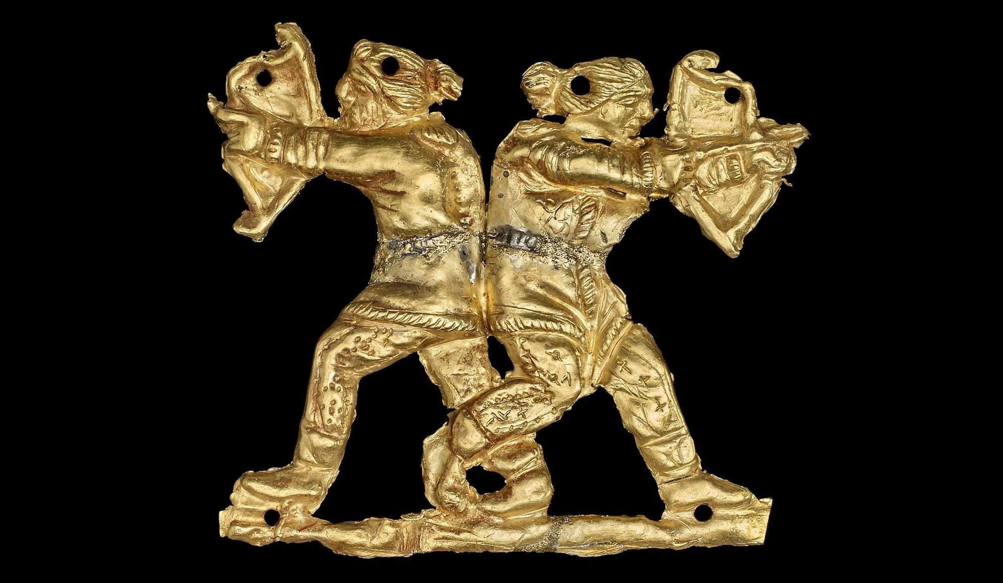 The marathons ancient origins - British Museum Blog