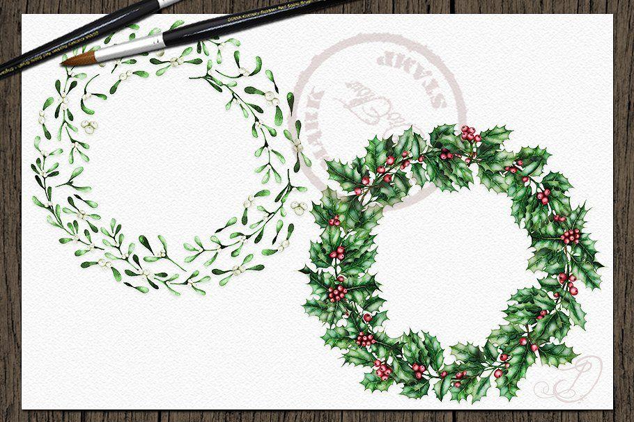 Winter Wreaths Watercolor Clip Art , #Sponsored, #winter#Christmas#wreath#watercolor #Ad #clipartfreebies Winter Wreaths Watercolor Clip Art , #Sponsored, #winter#Christmas#wreath#watercolor #Ad #clipartfreebies