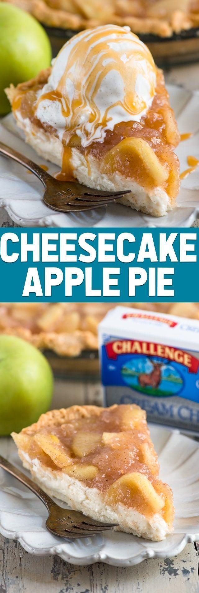 Cheesecake Apple Pie Recipe Homemade apple pie filling