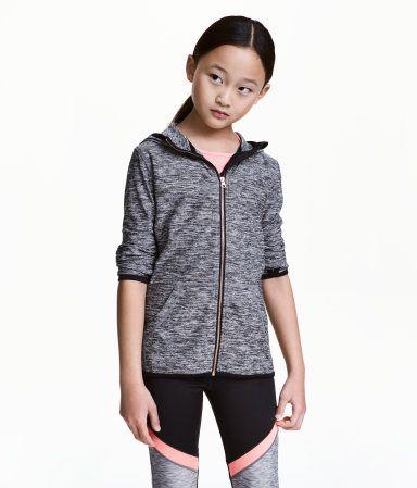 833bc0afa5 Hooded Sports Jacket