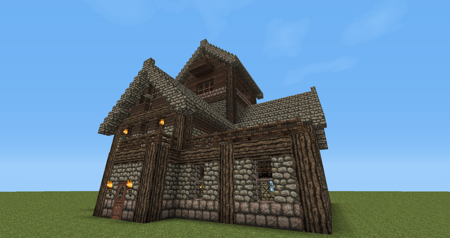 Another Beautiful Medieval Building Screenshots Show