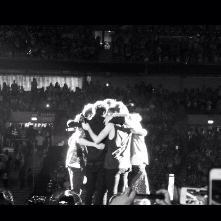 One Direction At Wembley Stadium