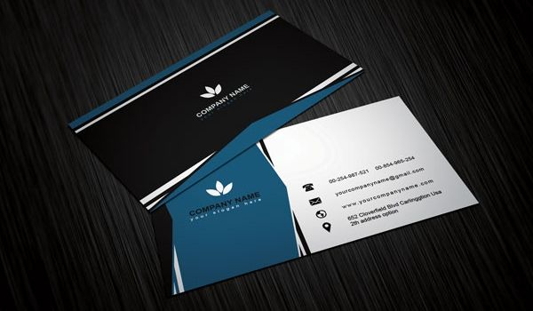 Free Creative Clean Minimalist Business Card Template Download Business Card Templates Download Business Card Template Psd Business Cards Vector Templates