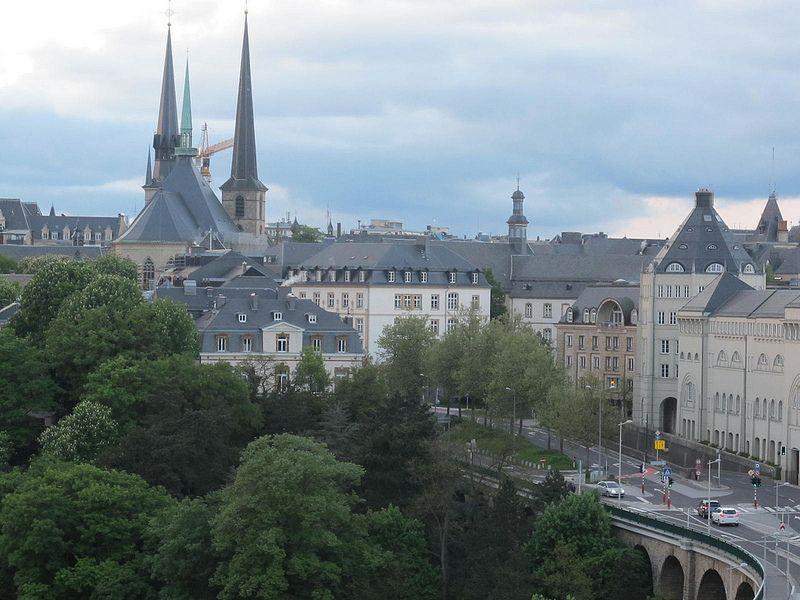 luxemburgo - capital
