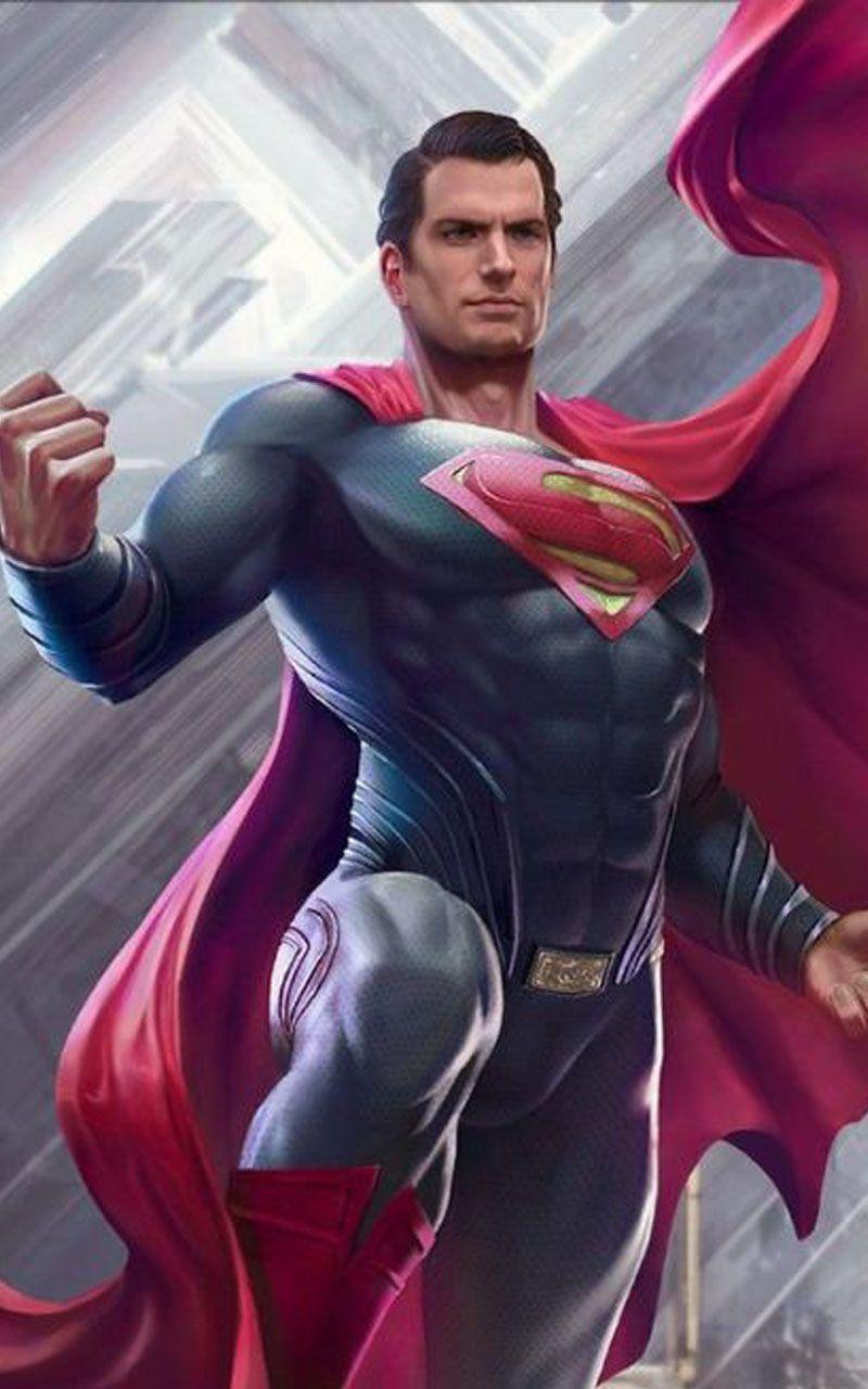 Man Of Steel Superman 4k Hd Wallpapers 2020 Superman Wallpaper