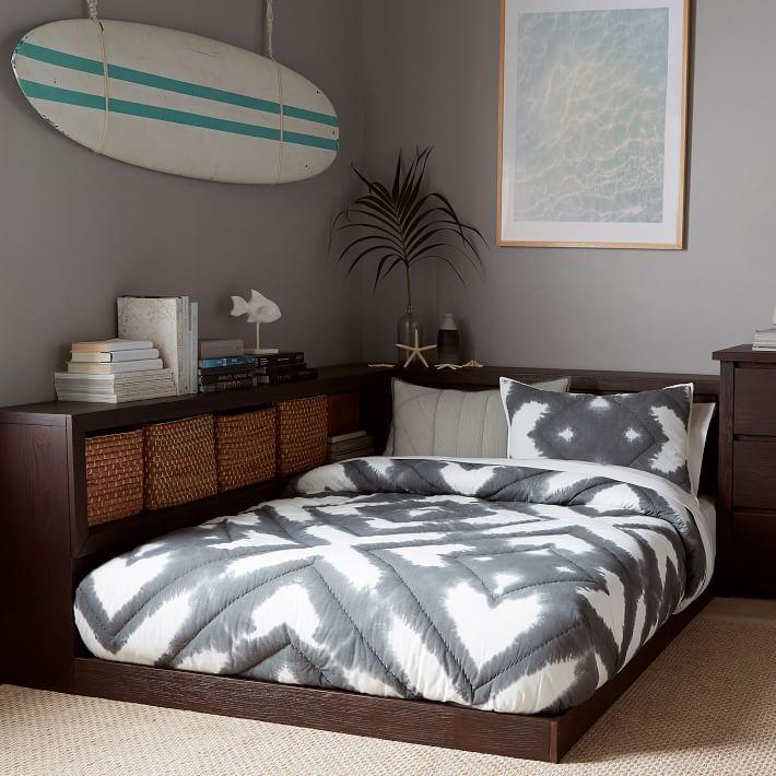 costa platform lounge bed  discount bedroom furniture