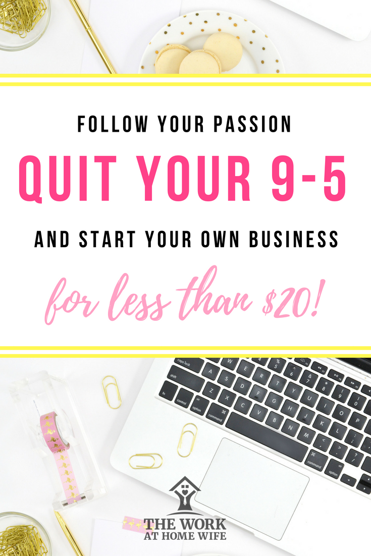 Low-Cost Business Ideas You Can Start for $20 or Less   Pinterest ...