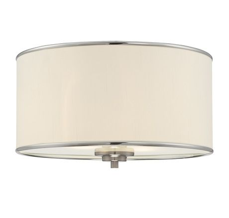Grove flush mount english satin and minis sleek and eye catching drum shade style can be yours with the savoy house grove aloadofball Choice Image
