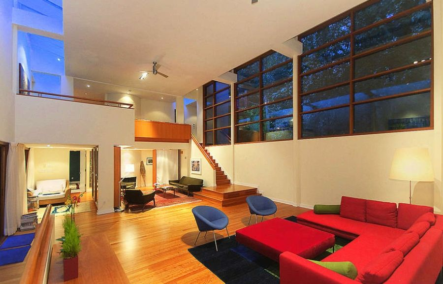 You Can Buy Edward Cullen S House From New Moon Living Room