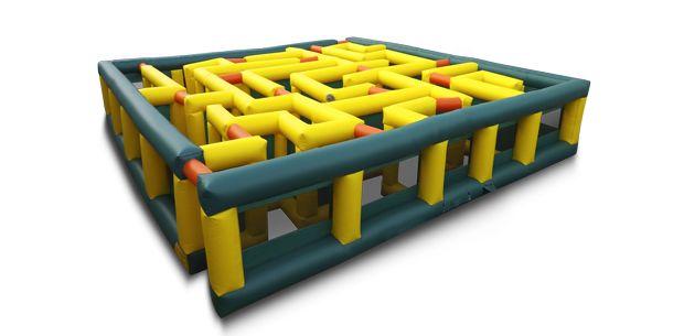 Amazing Inflate Maze - KIN-1123