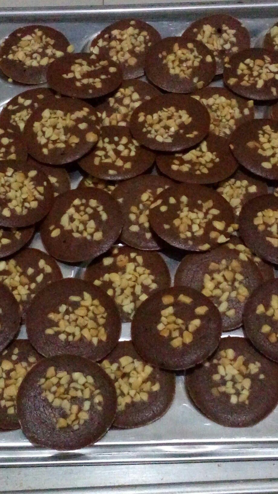 Lidah Kucing Coklat Kacang By D Rien Cake N Cookies Coklat