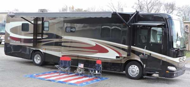 2010 Damon Tuscany 42RQ | rv camping | Diesel for sale
