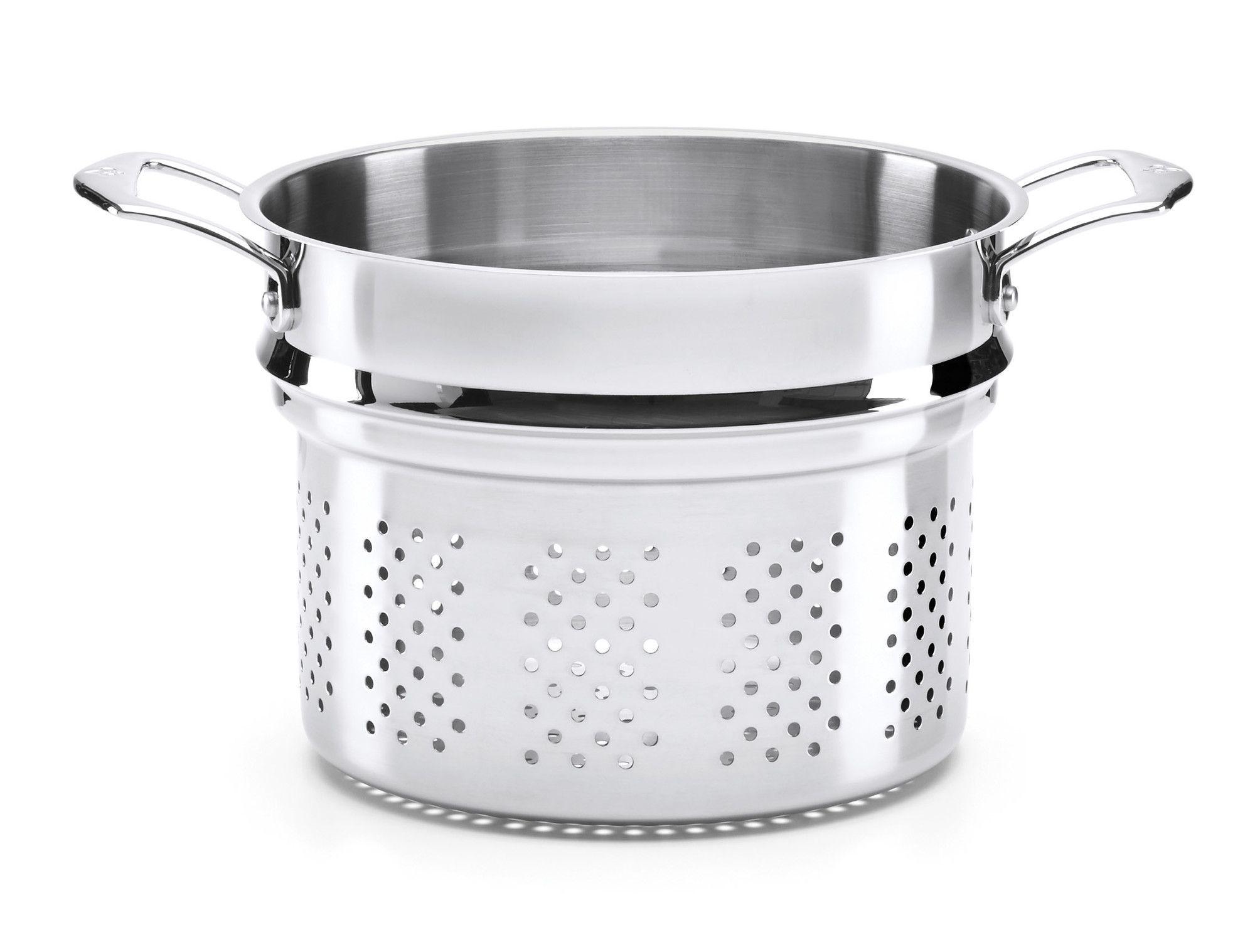 8quarts pastasteamer insert cookware set steamer
