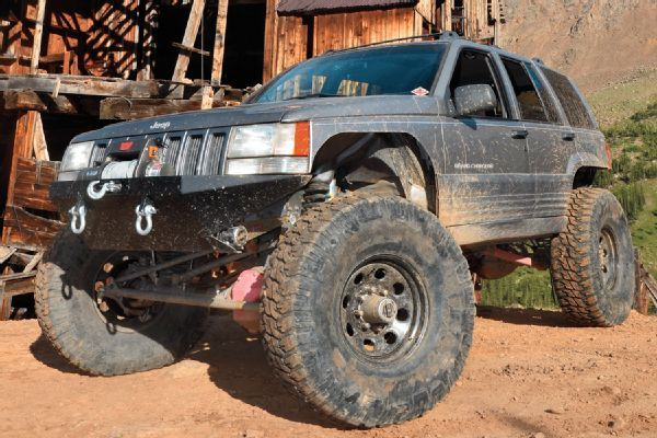 How To Build It The Jeep Grand Cherokee Jeep Grand Cherokee Jeep Grand Cherokee Zj Jeep