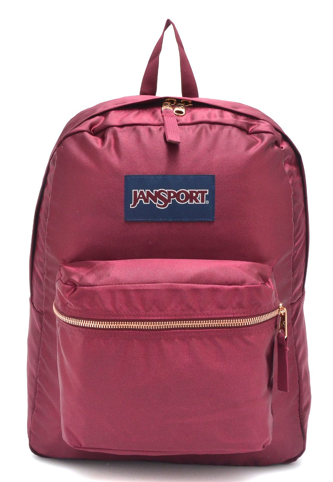 Mochila JanSport High Stakes BrancaPreta | Mochila jansport