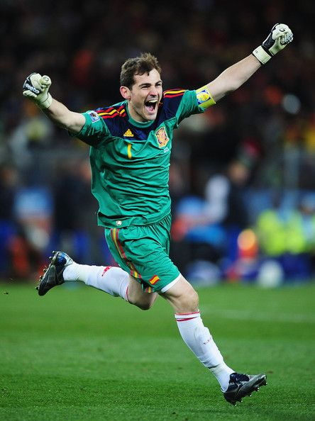 Iker Casillas Photos Photos Netherlands V Spain 2010 Fifa World Cup Final Iker Casillas Spain Soccer Madrid Football