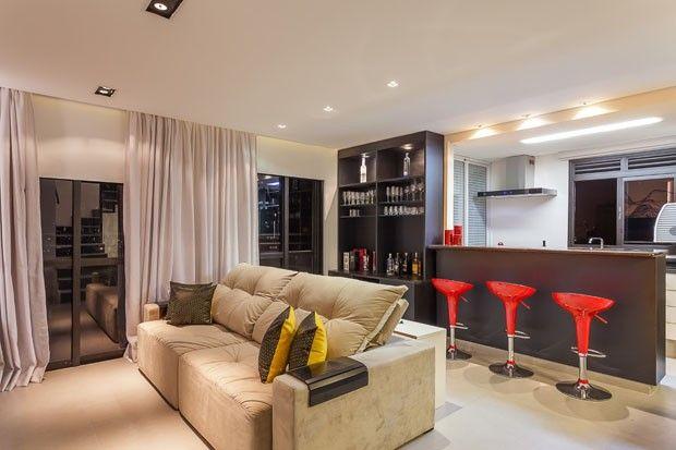 apartamento masculino de soltero Arte( Pinterest Apartamento