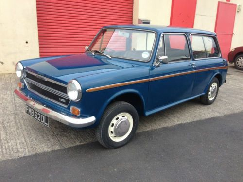 austin 1300 countryman 1973 ado16 mk3 rare not 1100 morris. Black Bedroom Furniture Sets. Home Design Ideas