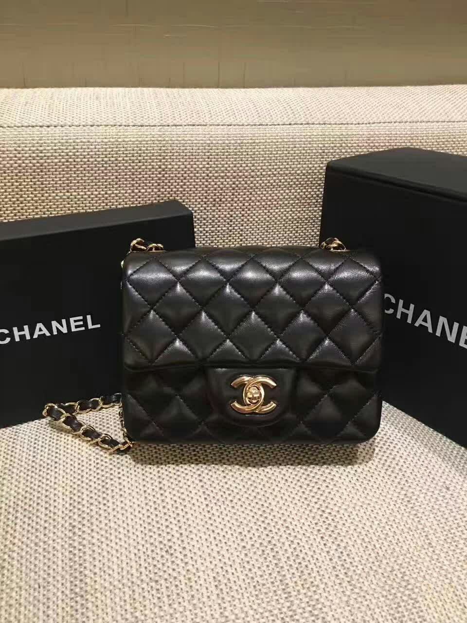 249e85a26b5f 118504,Chanel Bag,Size 17 cm | 2018-03 in 2019 | Bags, Chanel ...