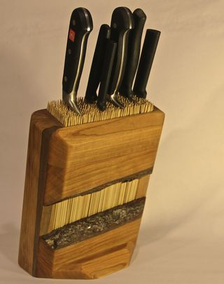 Universal Knife Block Design Martin Robitsch Porta Facas