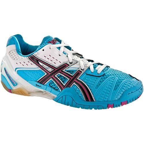 Asics Gel Blast 5 Women   Badminton shoes, Running shoes for men ...