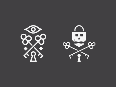 Lock and key logo Escape Under Lock Key Pt Pinterest Under Lock Key Pt Key Logo Pinterest Key Logo Design And