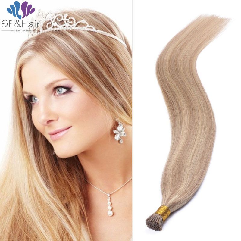 P27613 I Tip Human Hair Extensions Buy Here Httpswww