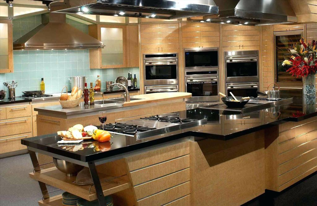 Small Gourmet Kitchens Kitchen Appliances Elegant Gourmet Kitchens