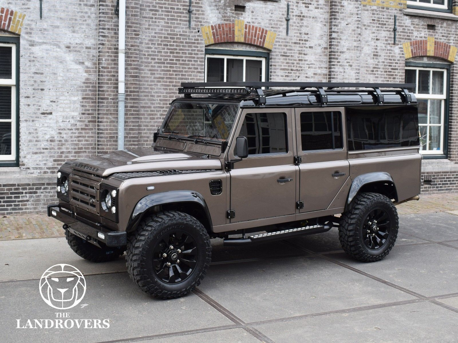 The Pictures Of The Vehicles Shown Are From Our Previous Builds Just To Give You An Idea On The Poss Land Rover Defender Land Rover Defender Custom Land Rover