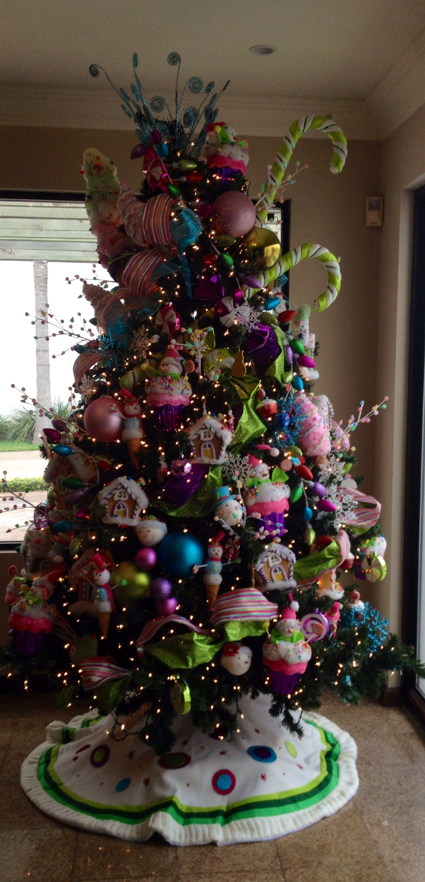 By Tere Mcd 2013 Candy Landchristmas Treesxmaschristmas