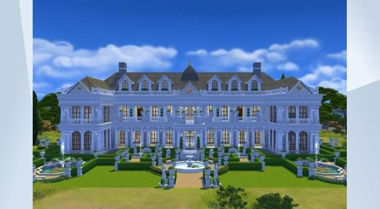 Check Out This Lot In The Sims 4 Gallery Sims Sims 4 Sims Building