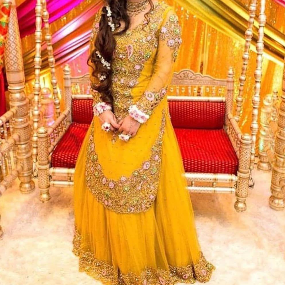 Credit Tips Pakistani wedding dress, Punjabi wedding