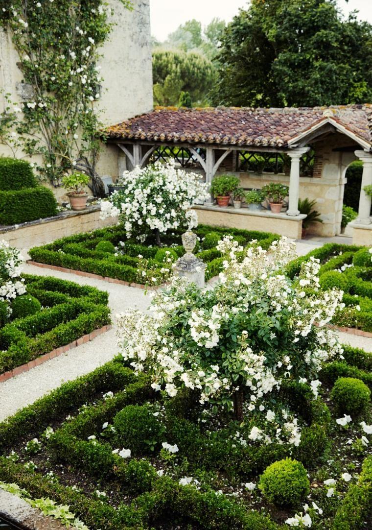 50 Moderne Gartengestaltung Ideen: Gartengestaltung: 50 Frische Und Moderne Ideen #kies