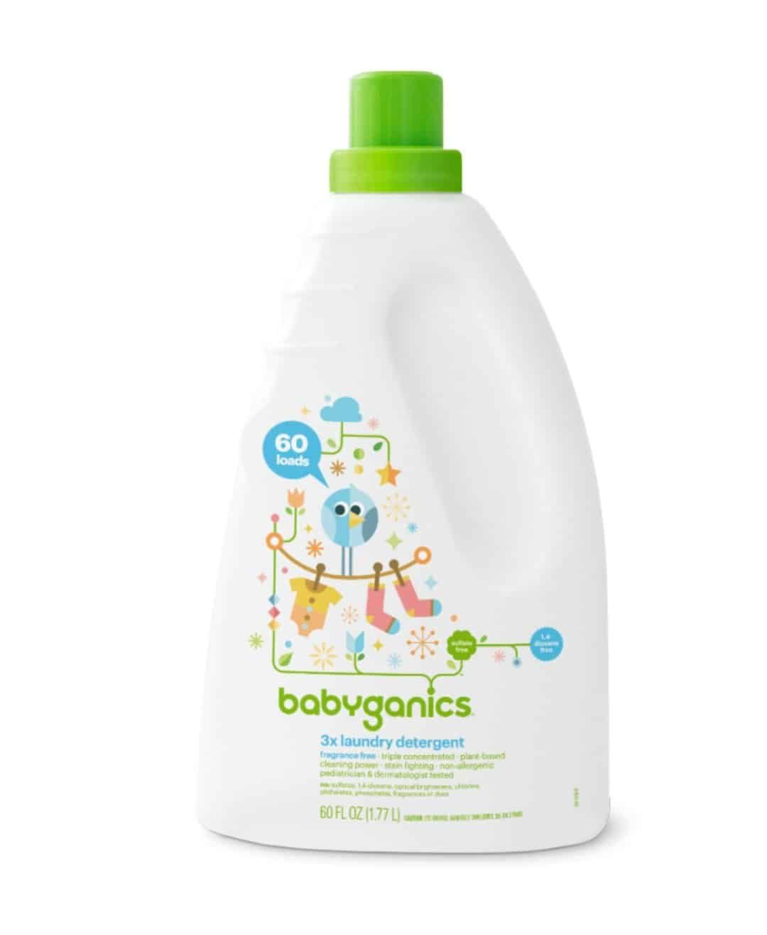 Best Laundry Detergent For Babies With Sensitive Skin Baby Detergent Baby Laundry Detergent Best Laundry Detergent