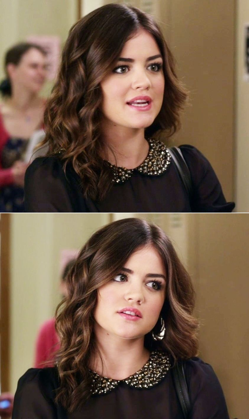 Lucy Hale Aria Pll Lucy Hale Haircut Aria Montgomery Hair