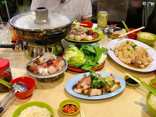 Recette fondue vietnamienne l u vi t nam lau viet nam - Cuisine thailandaise traditionnelle ...