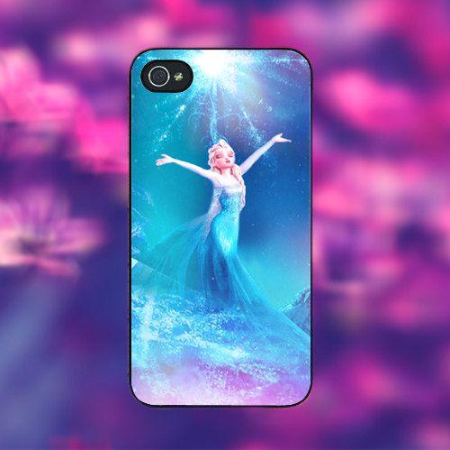Snow Queen Disney Frozen Design For iPhone by Cullvanistore, $14.50