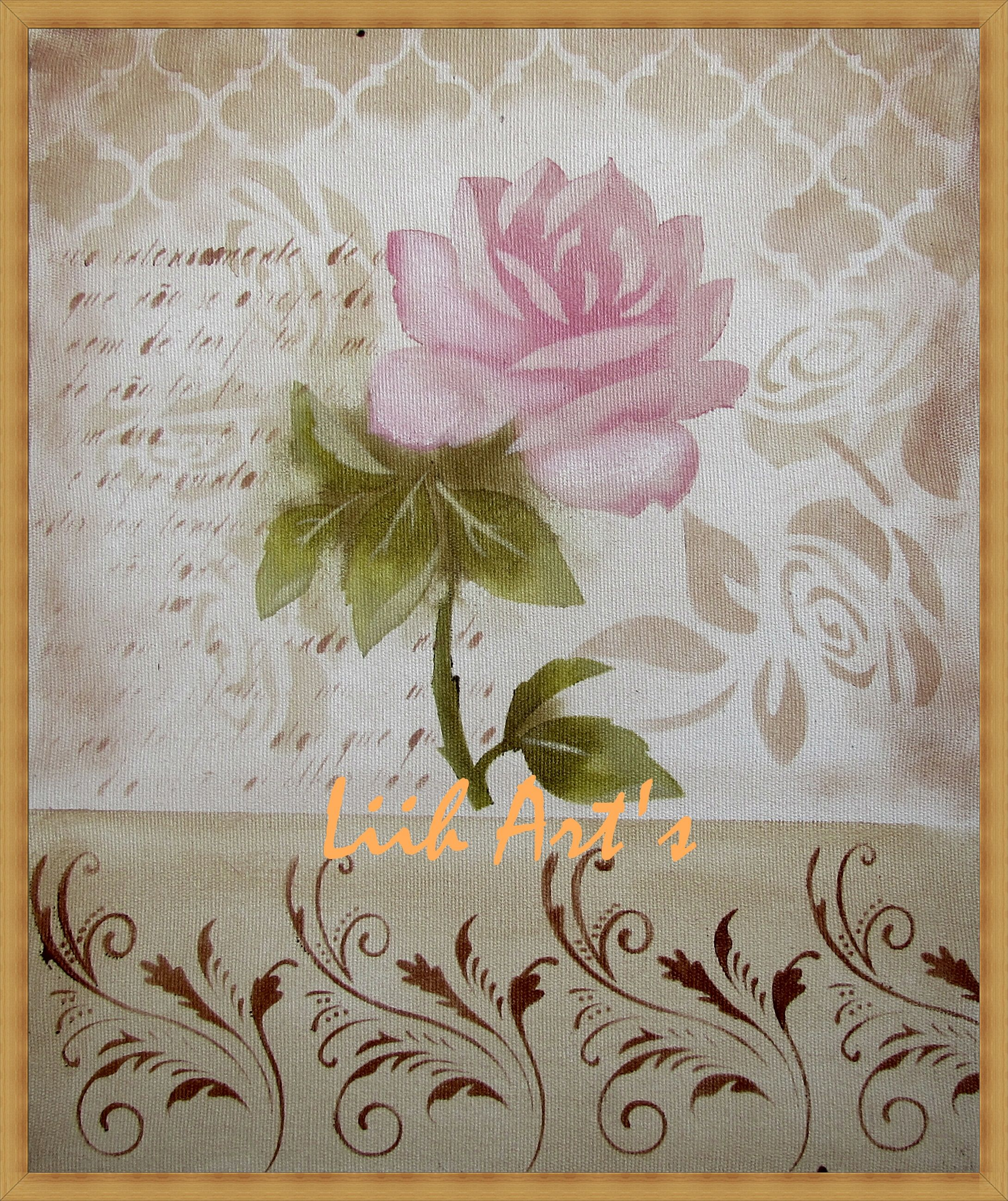 Tela pintada com stencil printable papers pinterest for Pintura para decoupage