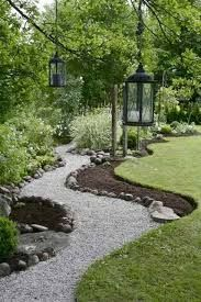 pea gravel walkway flickr also from this old house how to lay a gravel path i