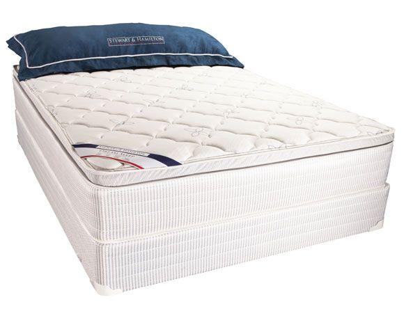 American Freight Erie Pa Pillow Top Dream Sleep Queen