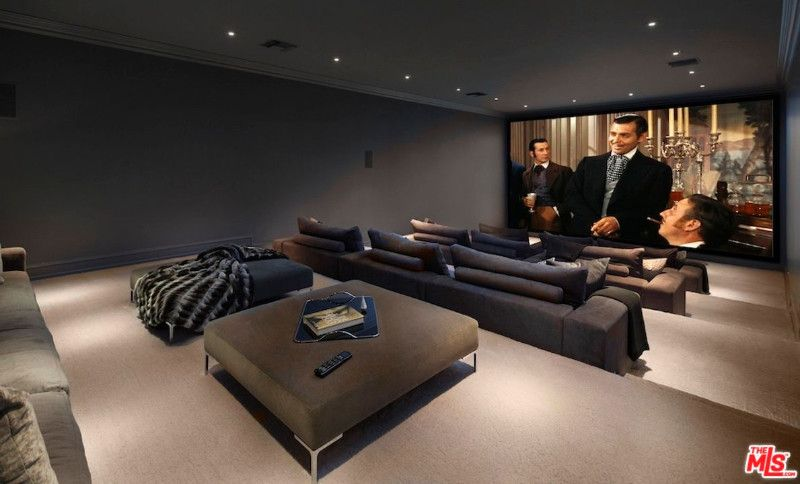 100 Awesome Home Theater and Media Room Ideas for 2018 | Theatre ...