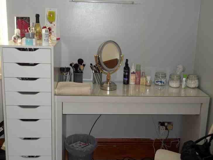 makeup dresser ikea - Makeup Eitelkeit Beleuchtung Ikea