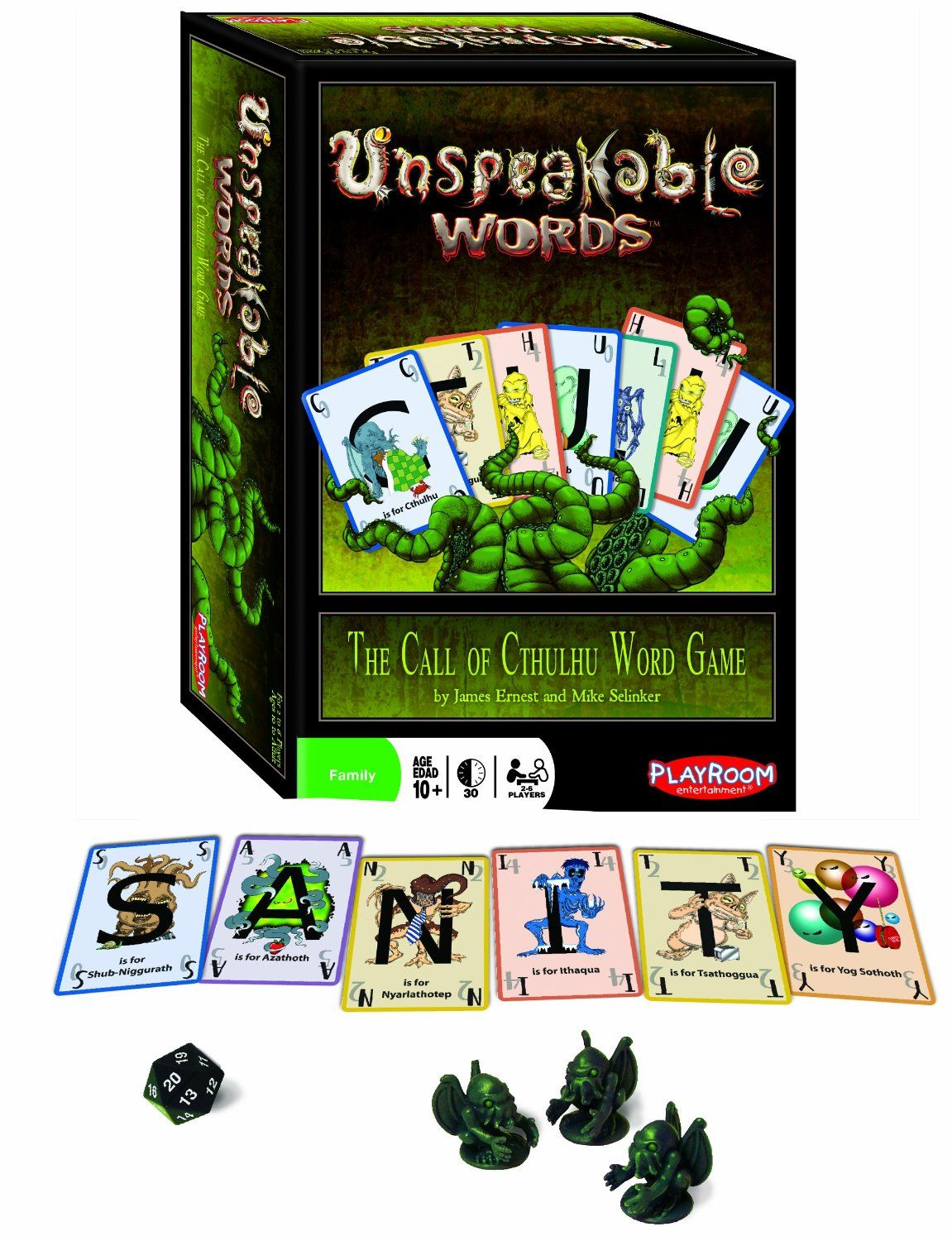 Unspeakable Words Card Game Toys & Games