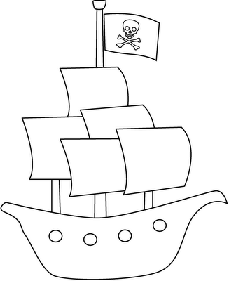 Pin By Elvira On A Experimentar Pirate Coloring Pages Pirate Crafts Pirate Quilt